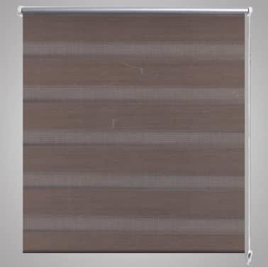 Zebra Žaliuzė, Roletas 50 x 100 cm, Kavos Spalvos[4/6]