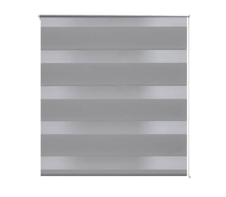 vidaXL Store 80 x 150 cm Gris[2/6]