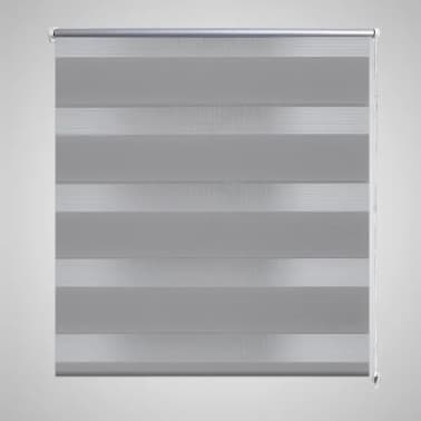 vidaXL Store 80 x 150 cm Gris[1/6]