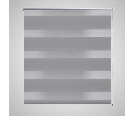 Zebra Blind 120 x 175 cm Grey[1/6]
