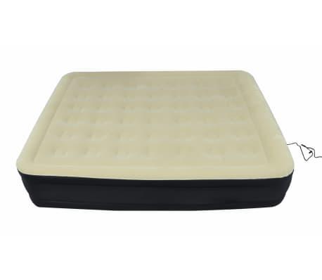 Jilong Matelas pneumatique gonflable Pompe Intégrée 203 x 157 x 48cm[2/5]