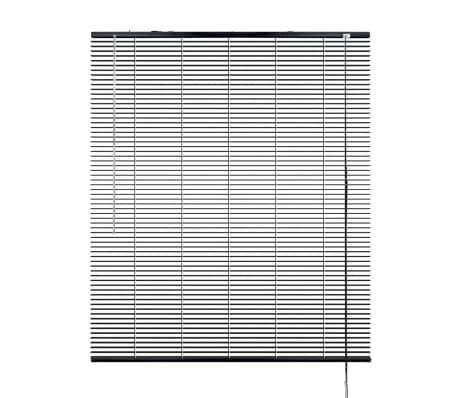 acheter store v nitien en aluminium noir 90 x 175 cm pas cher. Black Bedroom Furniture Sets. Home Design Ideas