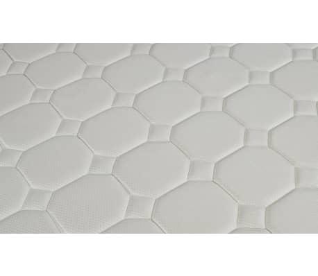acheter lit en cuir avec matelas 180 x 200 blanc pas cher. Black Bedroom Furniture Sets. Home Design Ideas
