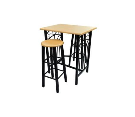 Breakfast/Dinner Table Dining Set MDF