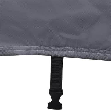 vidaXL Caravan Cover Gray M[6/6]