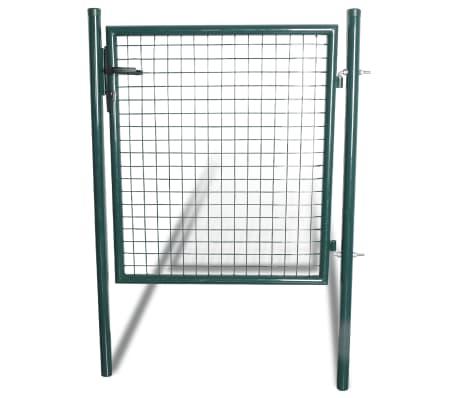 Steel Door Green[1/7]