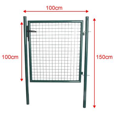 Steel Door Green[2/7]