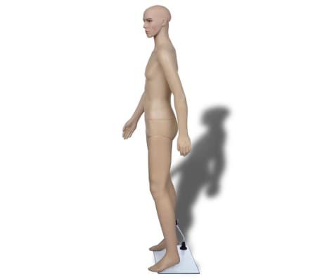 vidaXL Mannequin de vitrine Homme A[3/9]