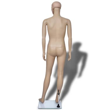 vidaXL Mannequin de vitrine Homme A[4/9]