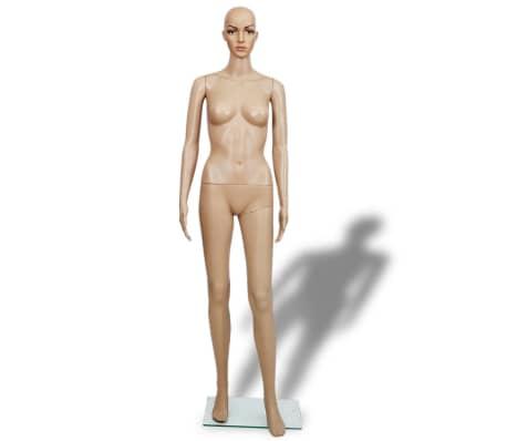 vidaXL Mannequin Women A[2/9]