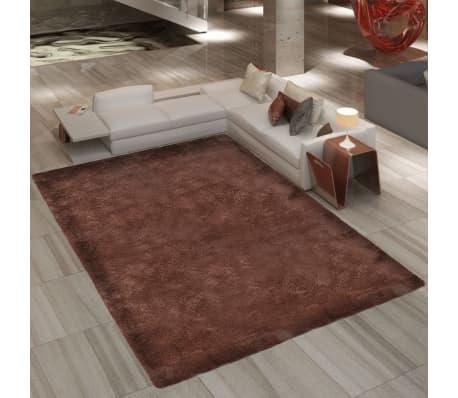 Alfombra shaggy marr n 200 x 290 cm 2600gr m2 for Alfombras precios m2