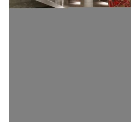 tapis poils long touffu gris 160 x 230 cm 2600g m2. Black Bedroom Furniture Sets. Home Design Ideas
