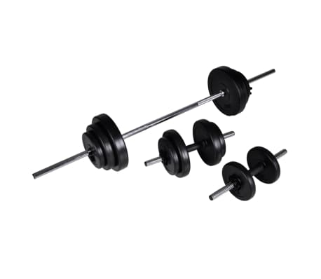 Barbell +2 Dumbbell Set 30.5kg[2/3]