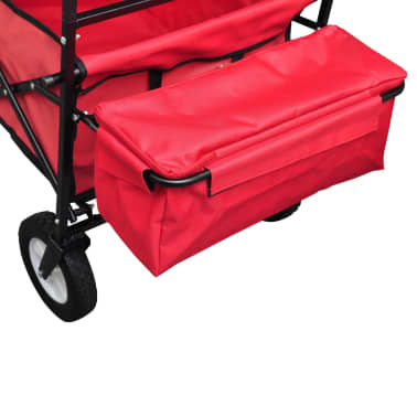 Foldable Hand Truck with Roof[2/5]