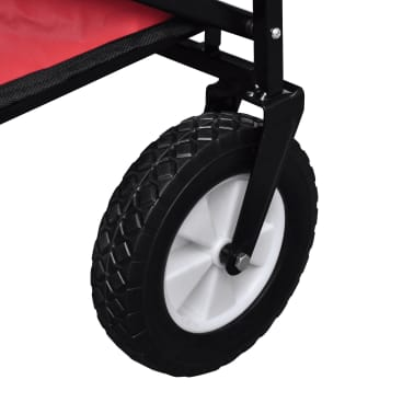 Foldable Hand Truck with Roof[5/5]