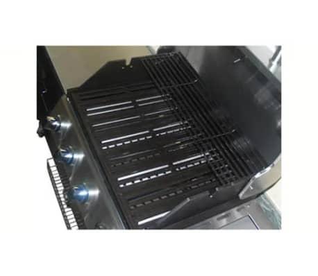 vidaXL gáz grillező 4+1 főzőfelülettel[4/7]
