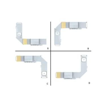 vidaXL gáz grillező 4+1 főzőfelülettel[5/7]