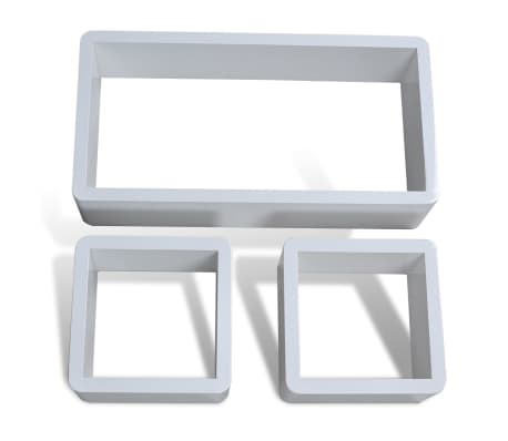 Hylde White Cube 3-Pack