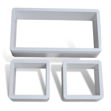 Cuboid shelf set of 3[2/5]