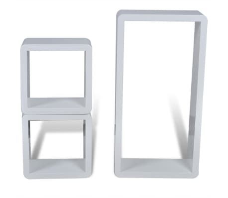 Cuboid shelf set of 3[3/5]
