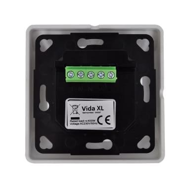 vidaXL Régulateur pour moteur rotatif avec minuterie programmable[2/3]