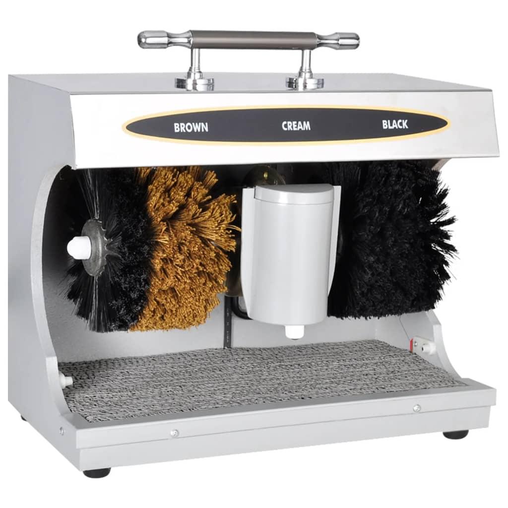 Elektrický plně automatický čistič a leštič obuvy
