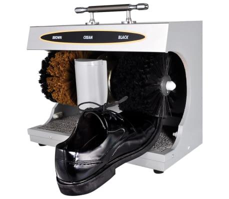 vidaXL Cireuse à chaussures électrique complètement automatique[2/4]
