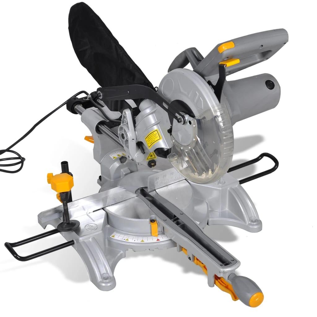 Fierăstrău Circular Electric cu Laser 1700 W Lamă 210 mm vidaxl.ro