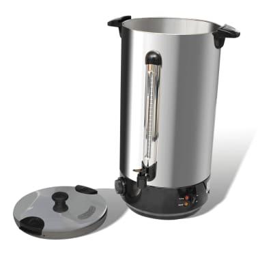 Wasserkocher Glühweinkocher Edelstahl 25L[4/4]