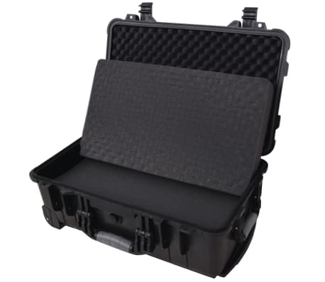 Wheel-equipped Tool/Equipment Case with Pick & Pluck[2/6]