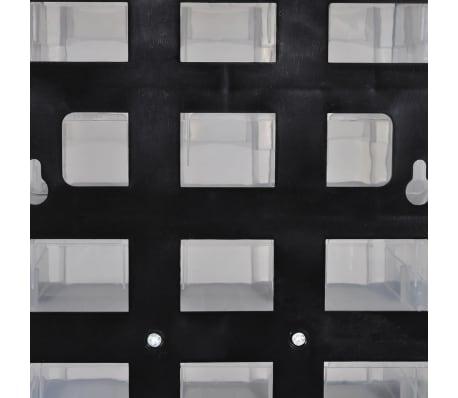 vidaXL Sortimentskåp med 41 lådor[3/3]