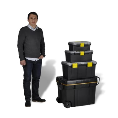 Tool Case Set 4 Different-sized Cases[1/11]