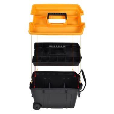 Tool Case Set 4 Different-sized Cases[6/11]