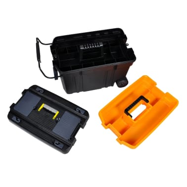 Tool Case Set 4 Different-sized Cases[9/11]