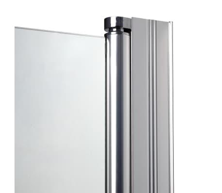 Duschtür Pendeltür Glas 100 Cm Günstig Kaufen Vidaxlde