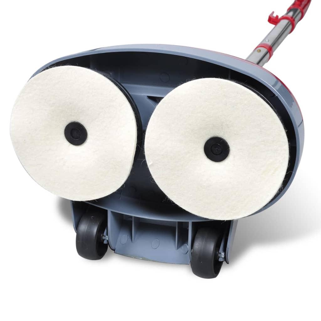 5-in-1 Tweekoppige vloerschrobber & polijstmachine