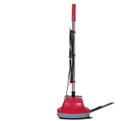 5-in-1 Tweekoppige vloerschrobber & polijstmachine[3/9]