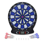 Electric Dartboard with Soft Tip Darts