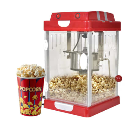 Machine à pop corn professionnelle 2,5 Onces[1/7]