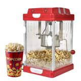 vidaXL popcornmaskine i biografstil 2,5 OZ