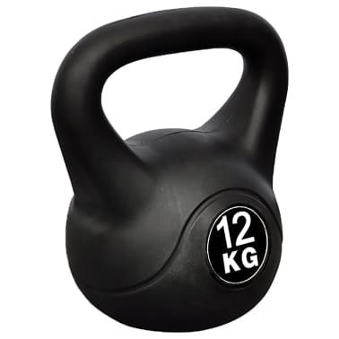 Greutate tip bilă cu mâner Kettlebell 12 kg[1/3]