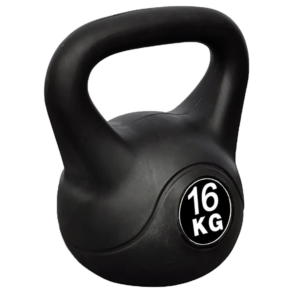 Činka kettlebell - 16 kg