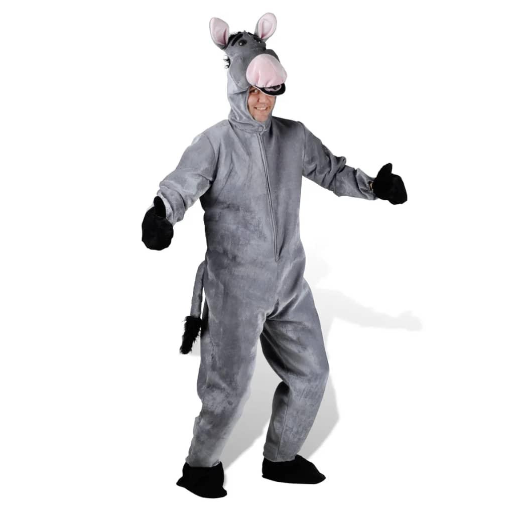 99130087 Kostüm Esel Faschingskostüm Karneval XL-XXL
