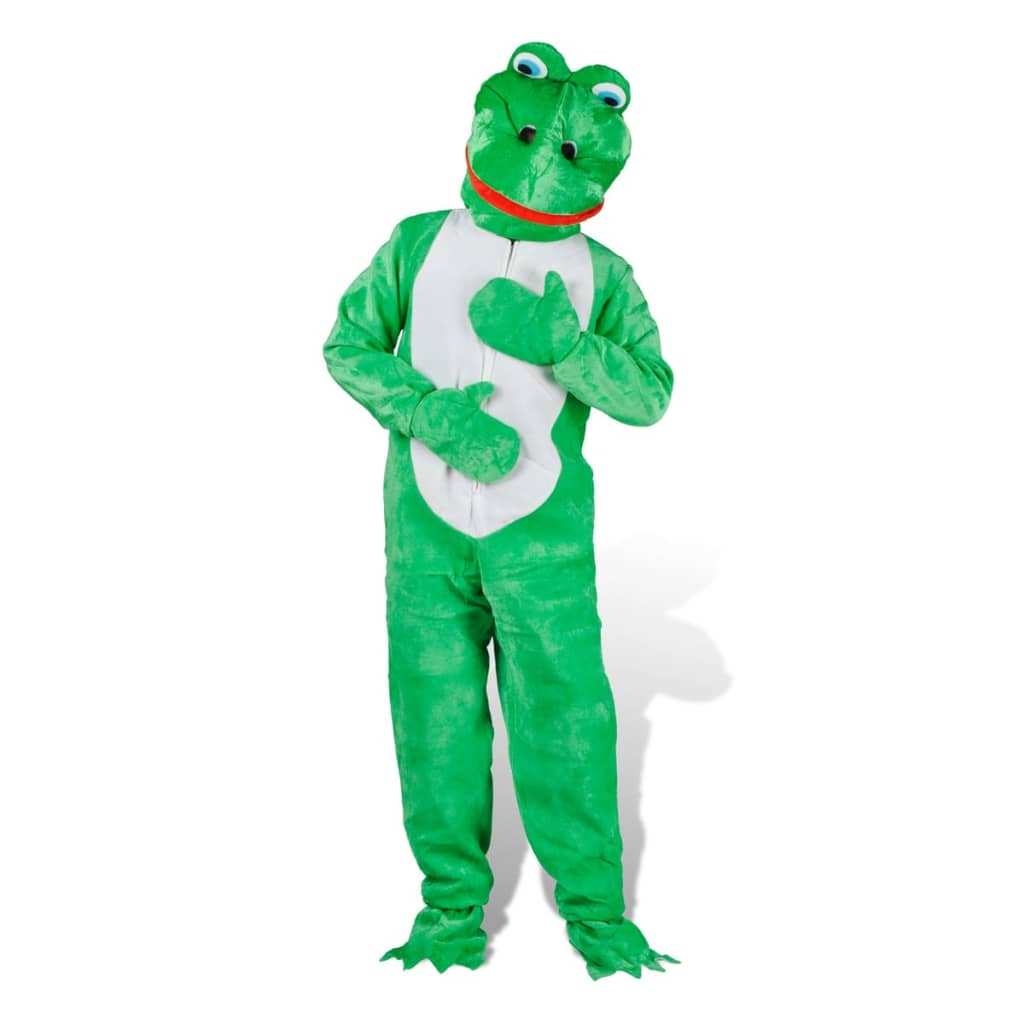 999130114 Kostüm Frosch Froschkostüm Faschingkostüm Karneval M-L