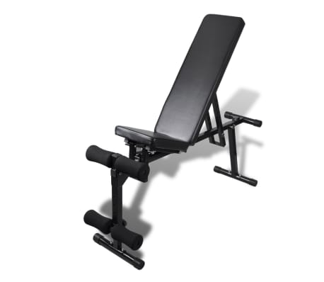 vidaXL Weight Bench[1/5]