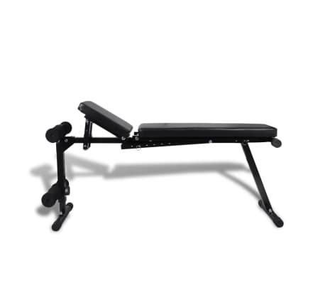 vidaXL Weight Bench[3/5]