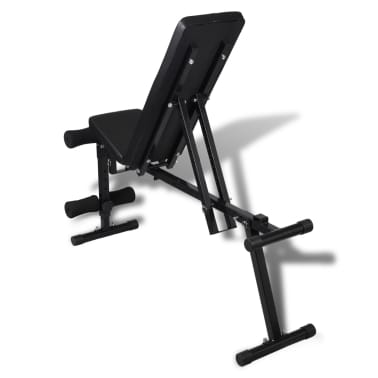 vidaXL Weight Bench[2/5]