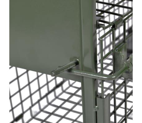 vidaXL Παγίδα Ζώων με 1 Πόρτα[2/4]