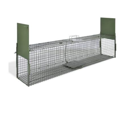vidaXL Armadilha com 2 portas 150 x 30 x 30 cm