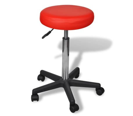 Office Stool red[1/4]